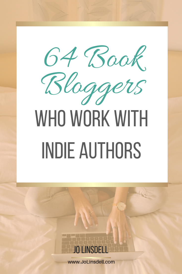 64 Book Bloggers Who Work With Indie Authors