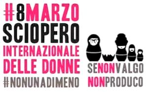 il diritto di contare-non una di meno-8 marzo-donne-sciopero internazionale-la santa-furiosa