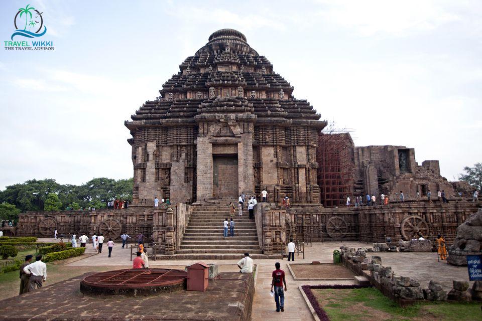 Konark the Sun Temple