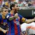 Pelaku Pelemparan Botol Tuding Neymar Provokasi Fans Valencia