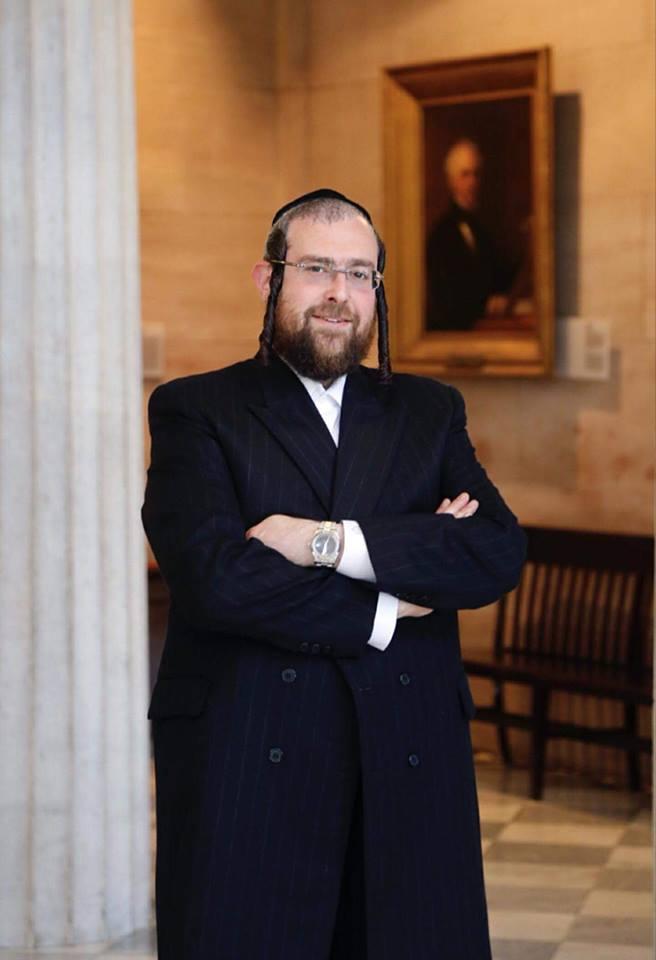Rabbi Friedman In Kew Gardens Hills: Hefkervelt