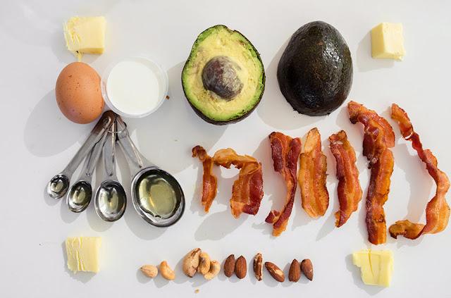 Contoh Makanan Alami Untuk Diet Ketogonik