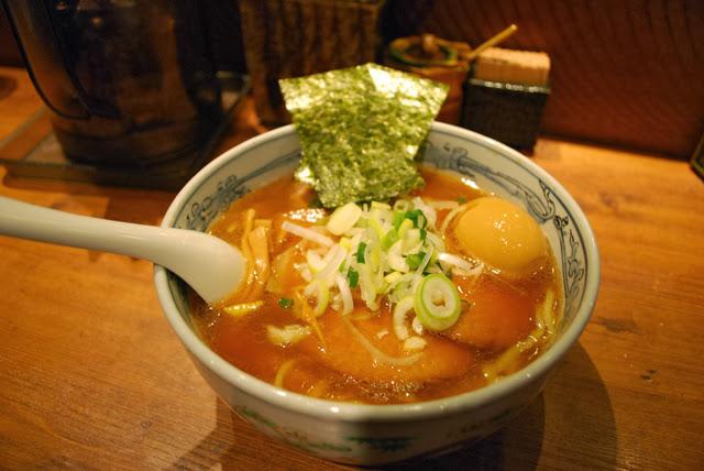 Menya Musashi Ramen. Tokyo Consult, TokyoConsult.