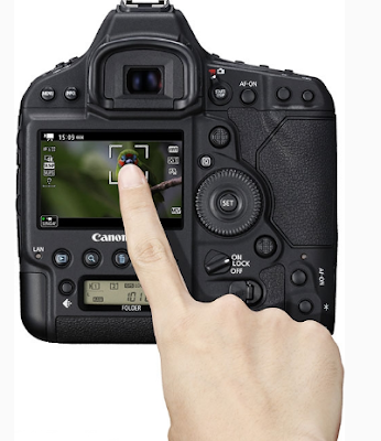 Gambar, Spesifikasi dan Fitur Kamera Canon EOS 1D X Mark II