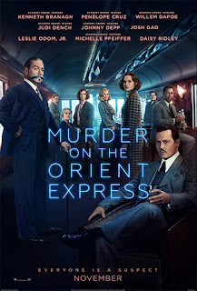 Murder on the Orient Express (2017 film) movie review