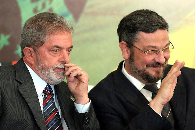 Delação de Palocci mostra que Lula sabia de tudo
