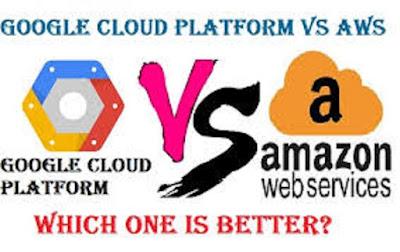 Google Cloud Platform Vs. AWS