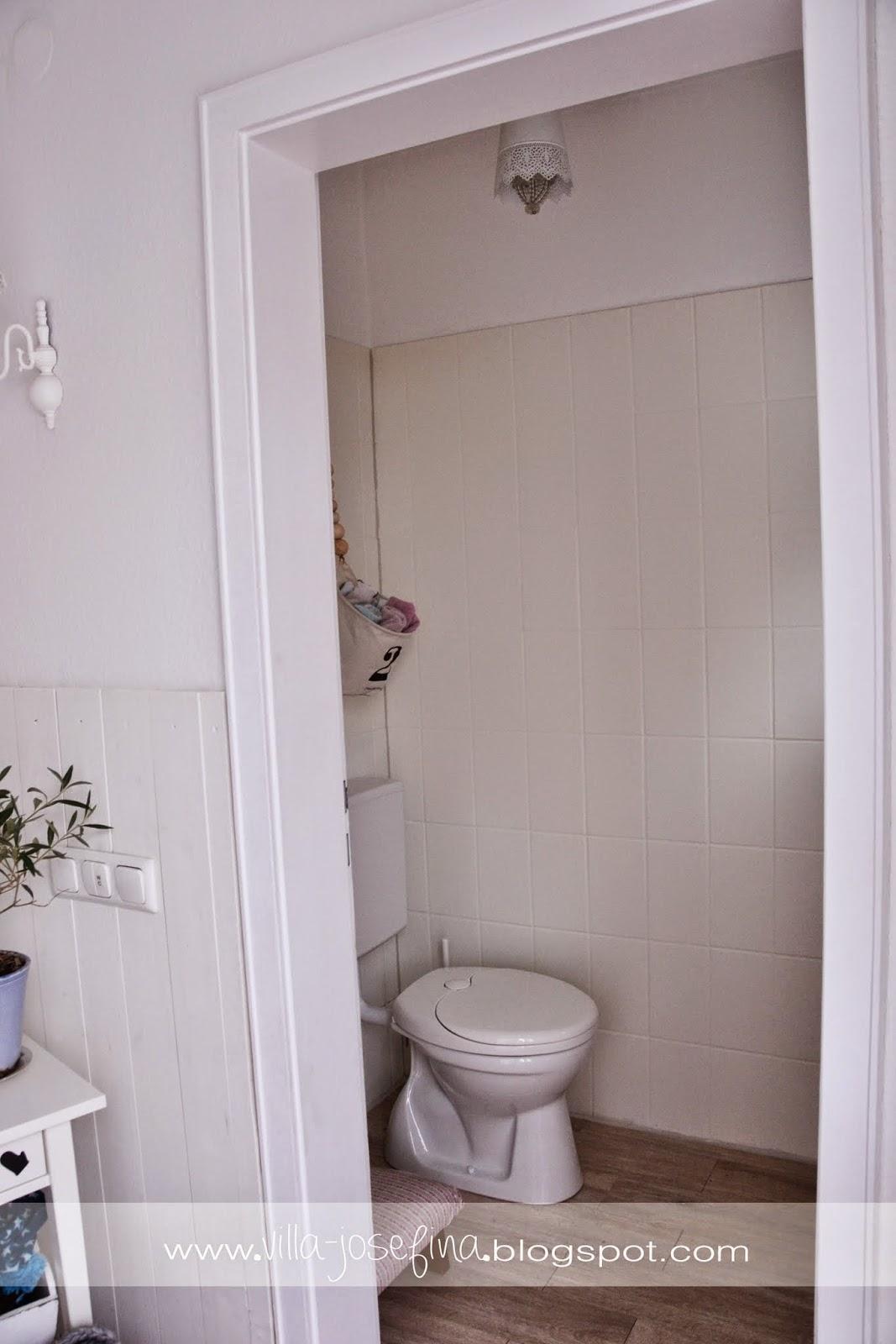 Super Kann man Fliesen streichen? {DiY Gäste-WC aufhübschen} | Villa VT56
