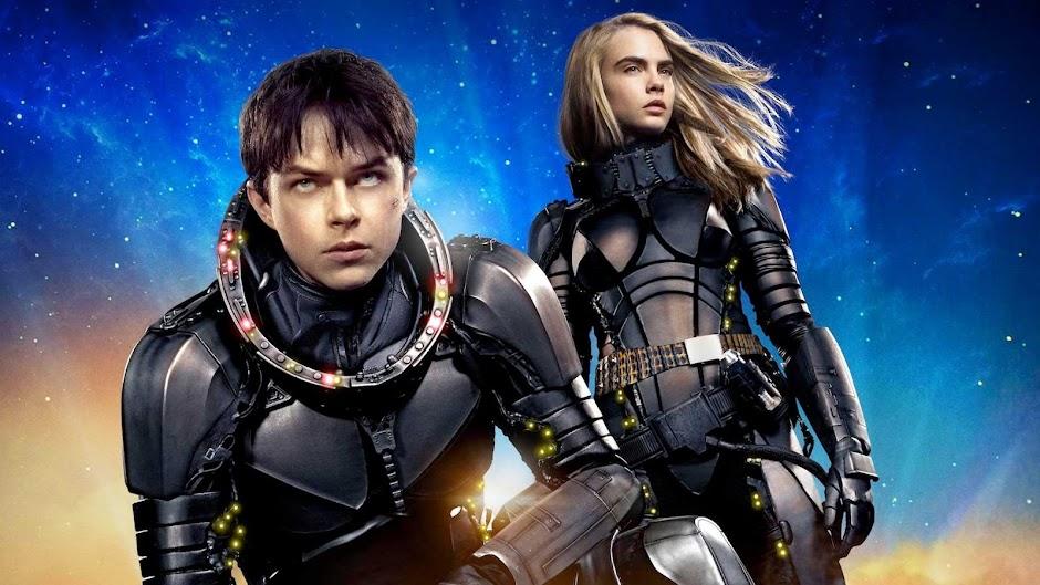 """Confira o trailer final de """"Valerian e a Cidade dos Mil Planetas"""", de Luc Besson"""
