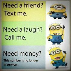 New Funny Minion Quotes With Images 10