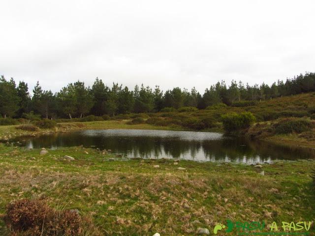 Laguna subiendo al Ouroso