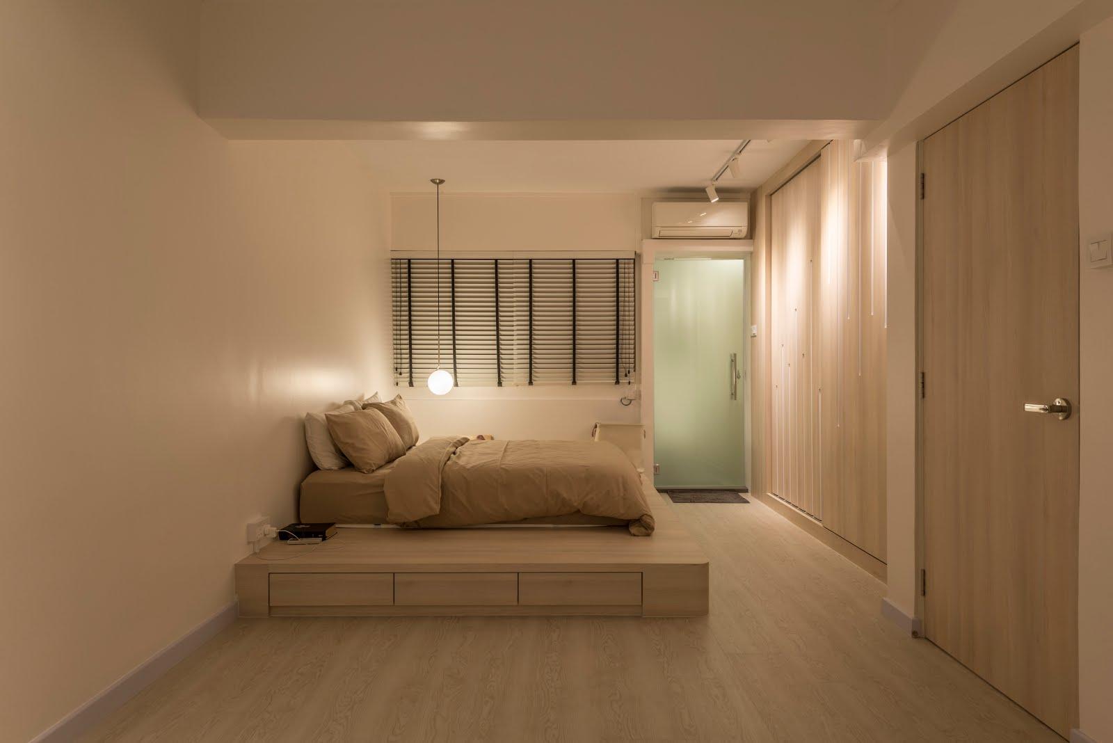 Interior Design Guide: Minimalist interior design , HDB 3 room on Minimalist Room Design  id=11307