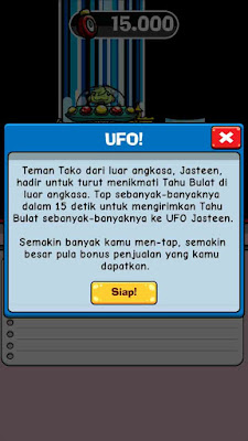 gameplay cheat tahu bulat
