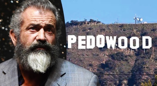 Mel Gibson: Hollywood Elites 'Kill Innocent Children & Drink Their Blood'