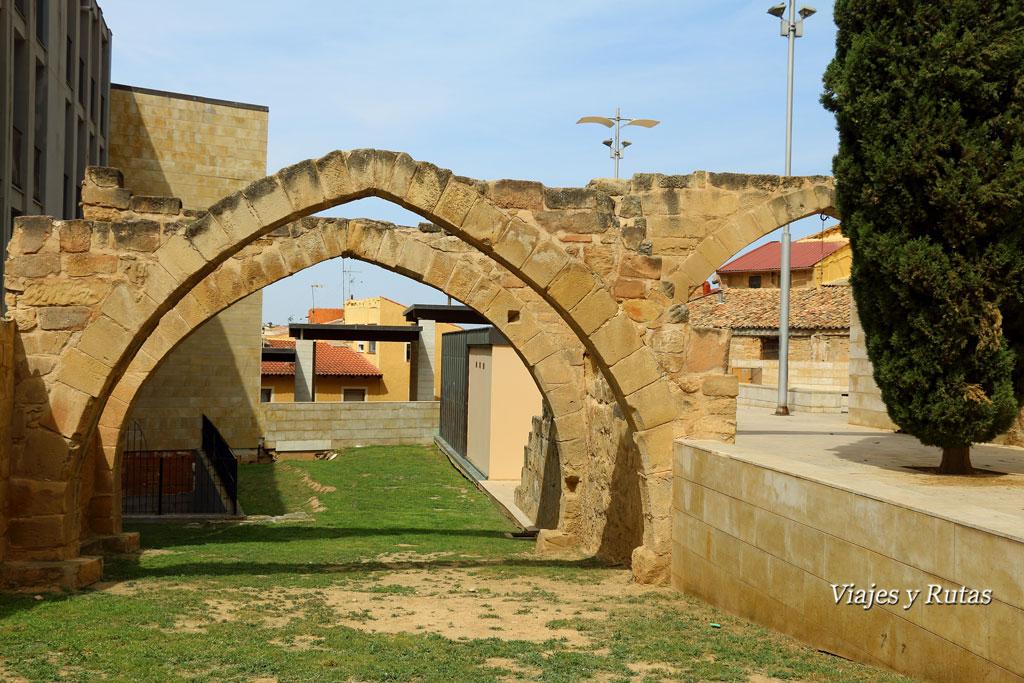 Plaza del Dean, Alcañiz, Teruel