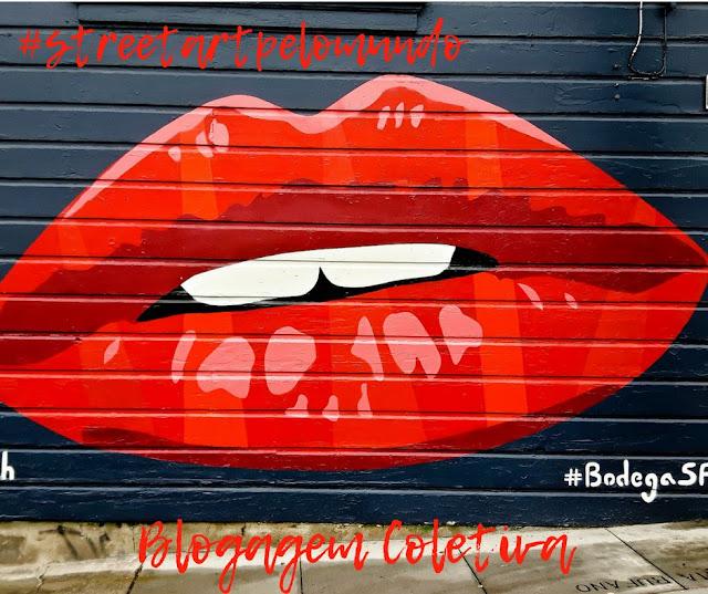 Blogagem Coletiva - Street Art pelo mundo