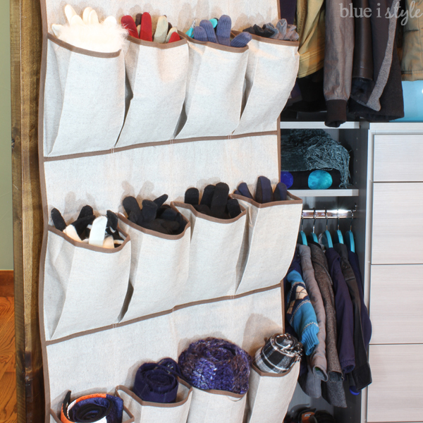 Hang Shoe Bags on Doors