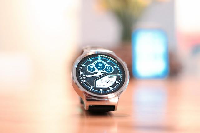 Huawei Smartwatch Classic im Atomlabor | Closer Look auf die aktuell beste Smartwatch