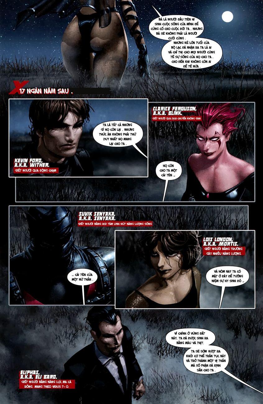 X-Men Necrosha chap 1 trang 5