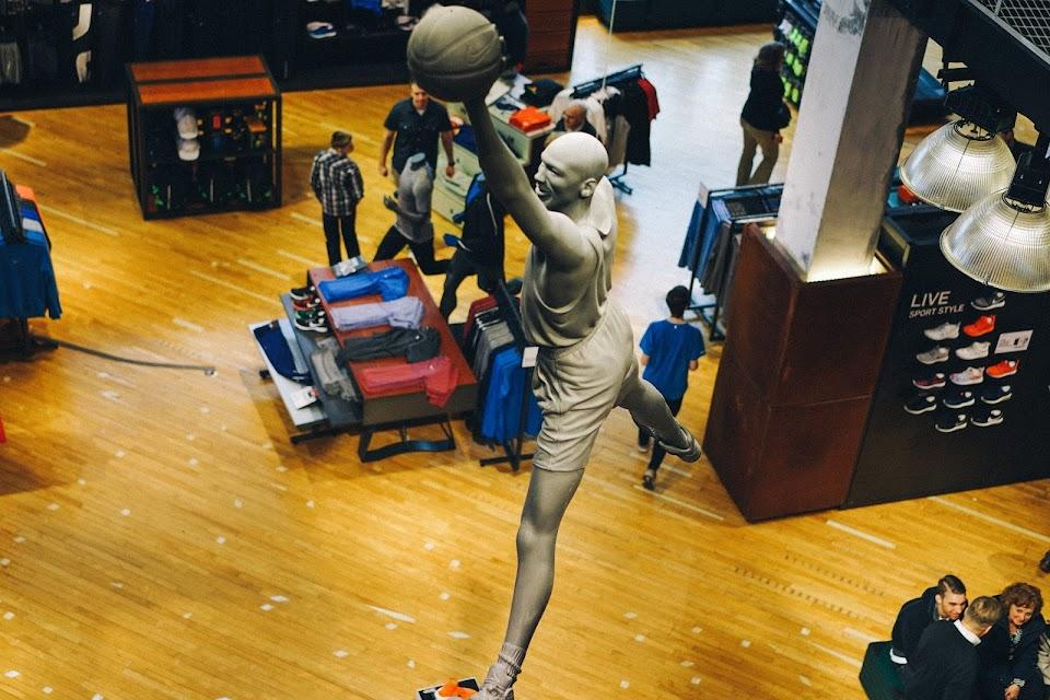 Nike Portland