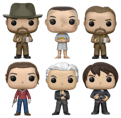 Stranger Things Pop! Series 2 Vinyl Figures by Funko