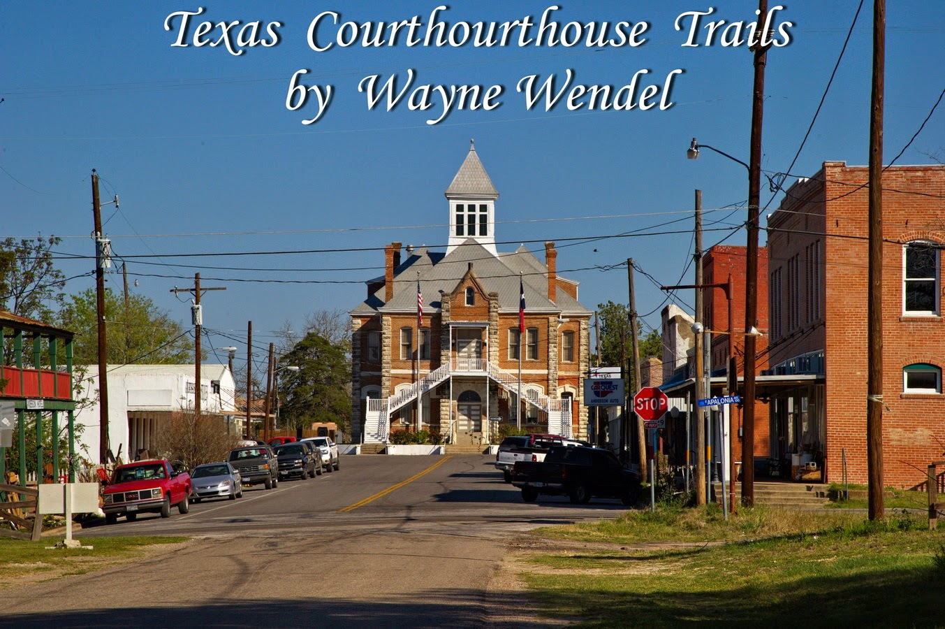 Texas Courthouse Trails