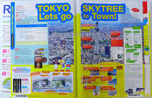 Guide to Tokyo Skytree