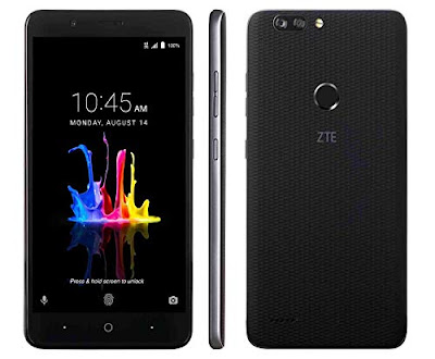 ZTE BLADE Z-Max Android 4G 8-Core Phone