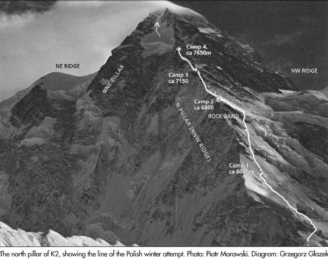 medium resolution of after multiple successful new routes like lhotse middle in 2001 everest north face 2004 and k2 west face 2007 a strong russian team headed to climb