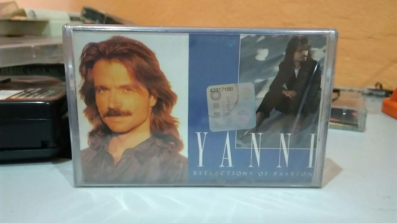 LYME MUSIC STORE: Yanni - Reflections Of Passions (1990)