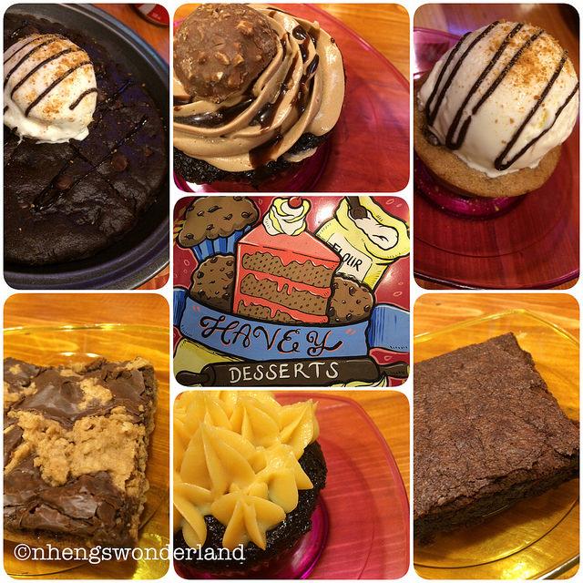 Carnival Food Park Marikina - Havey Desserts