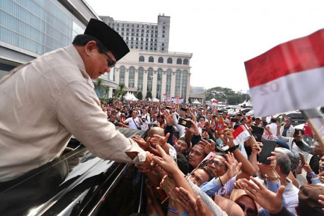 Prabowo: Indonesia Butuh Banyak Orang Kaya