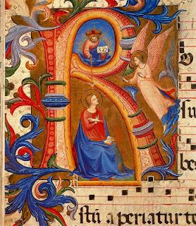 Resultado de imagen para virgen maria, misal antiguo
