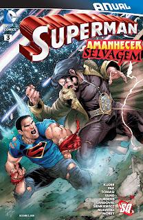 Os Novos 52! Superman - Anual #3