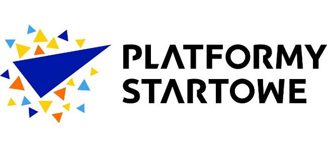 Logo programu Platformy Startowe