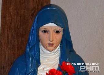 Phép lạ 27/5: Mẹ Maria khóc máu tại Tây Ban Nha
