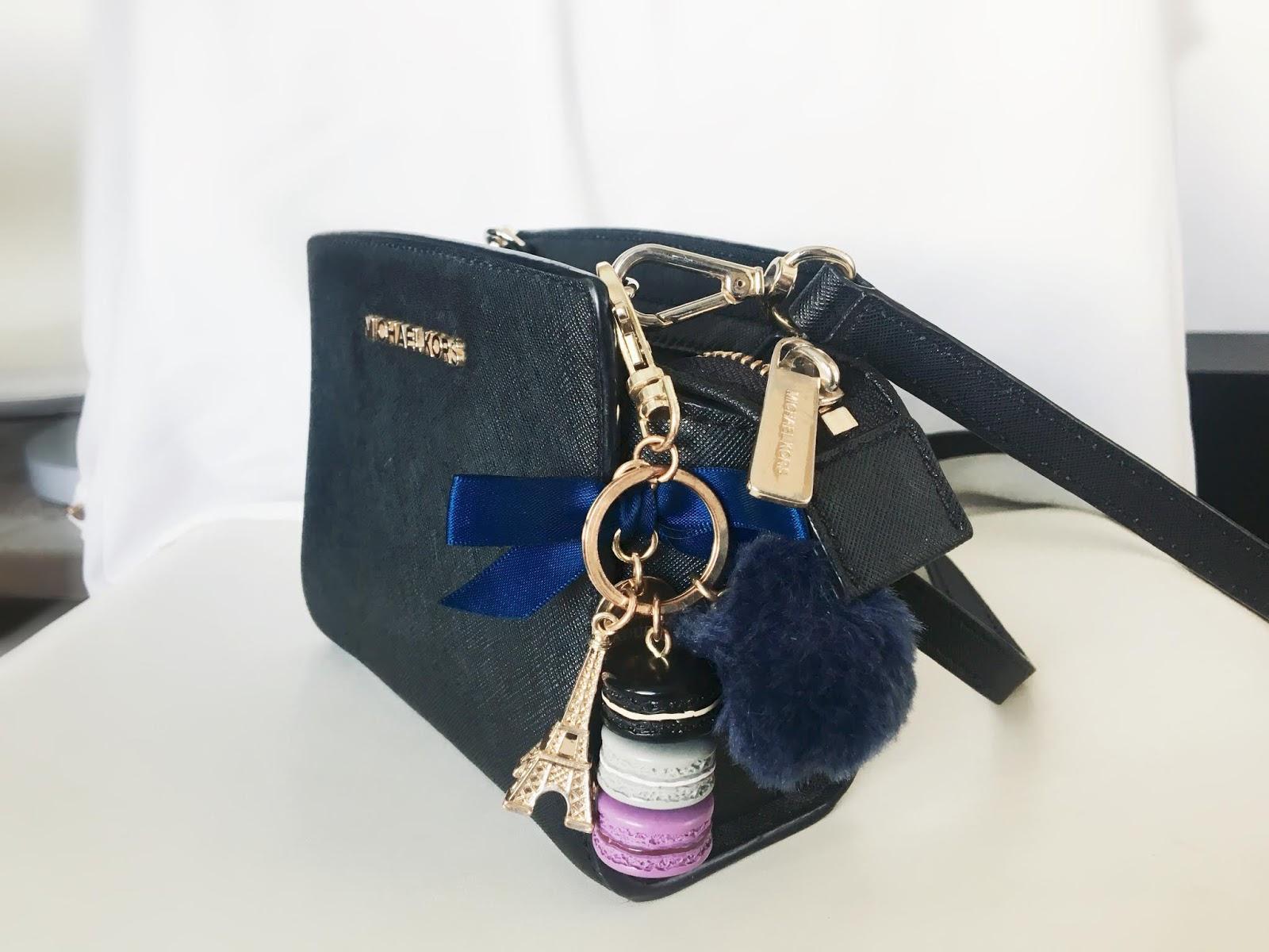 c3894f5719ec5 Michael Kors Selma Mini Crossbody Messenger Bag Review - A Blog by ...