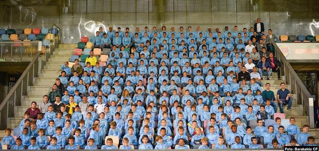 Fútbol base del Barakaldo CF
