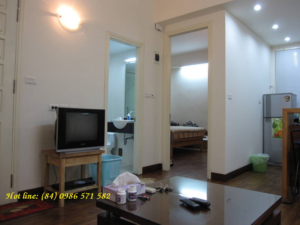 Apartment for rent in Hanoi : Cheap 1 bedroom apartment ...