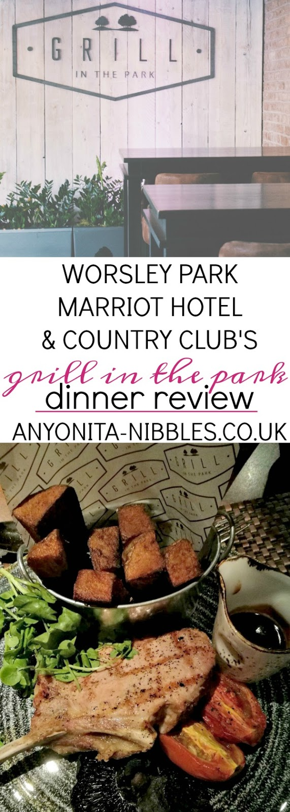 Worsley Park Marriott Hotel and Country Club Grill in the Park Review