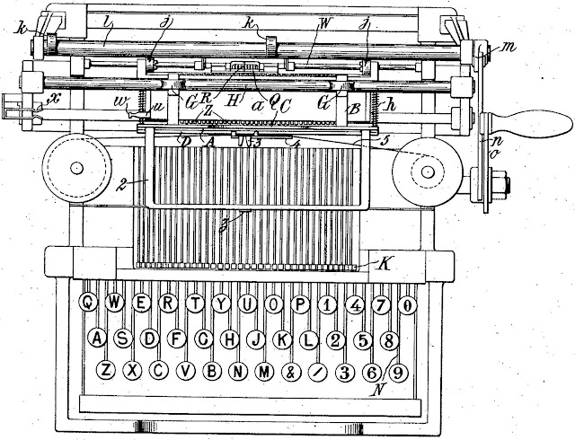 oz.Typewriter: On This Day in Typewriter History: Pierce's