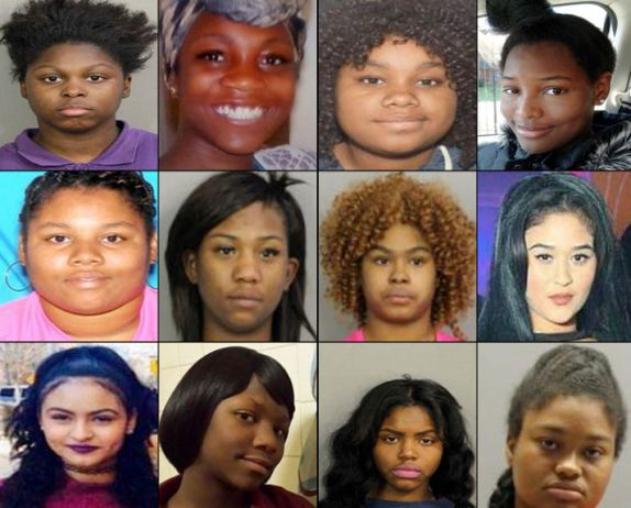 Dozen of girls go missing in the Washington D.C area almost at the same time