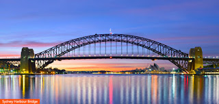 Cover Photo: Sydney Harbour Bridge