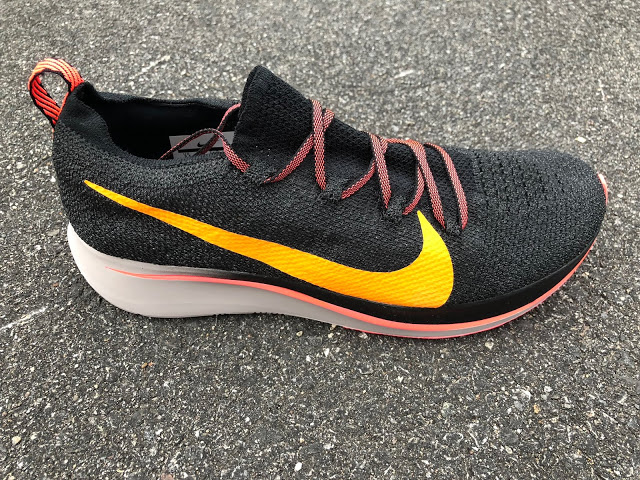 Running Shoes. Road Trainers. Nike Zoom Fly Flyknit (RTR Review) 0d2734921
