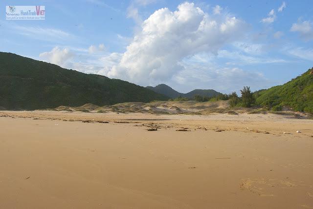 Sun rise at Mui Dien, Phu Yen