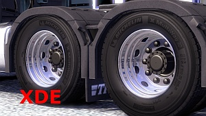 Michelin X Multiway3D Tires mod