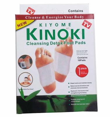 Kinoki - Manfaat, Dosis, Efek Samping dan Harga