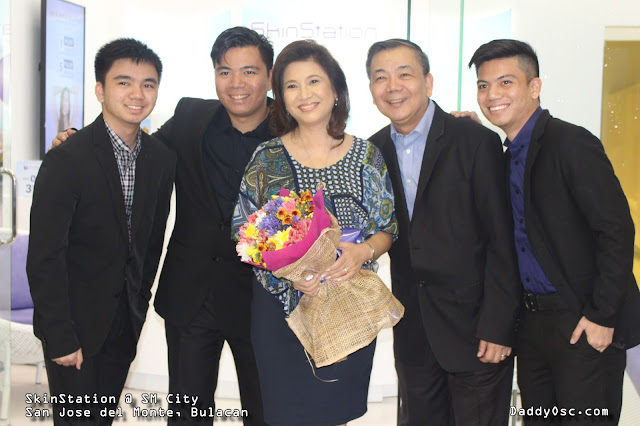 Mr. Fred Reyes (CEO) and Family