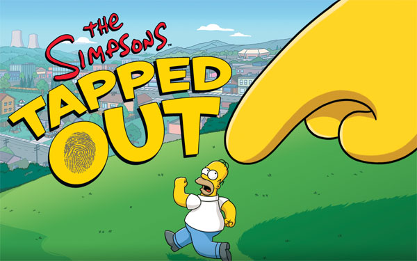 The Simpsons Tapped Out MOD APK [Mega] Games Android V4.20.5