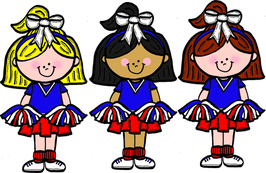 clip art cheerleader pictures - photo #17